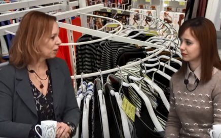 ИНТЕРВЈУ СО НАТАША СИВЕВСКА- Проблеми и предизвици во текстилната индустрија