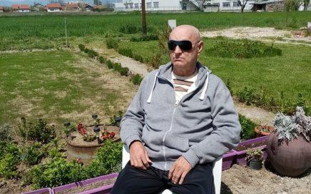 За миг му изгореа лицето, очите и косата – Бранко Филиповски веќе 15 години живее во темница